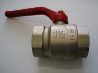 """Kulový dvoucestný ventil 1 1/2"""" int."""