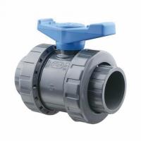 Kulový dvoucestný ventil 50 mm